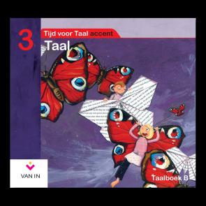 TvT accent - Taal 3 - taalboek b