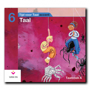 TvT accent - Taal 6 - taalboek a