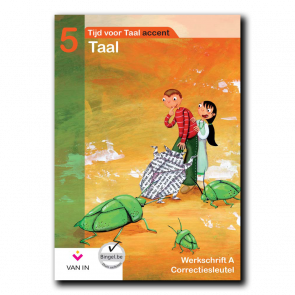 TvT accent - Taal 5 - werkschrift a correctiesleutel