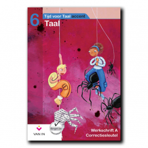 TvT accent - Taal 6 - werkschrift a correctiesleutel