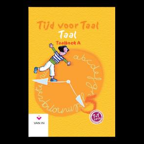 Tijd voor Taal 2010 - Taal 5 - taalboek A