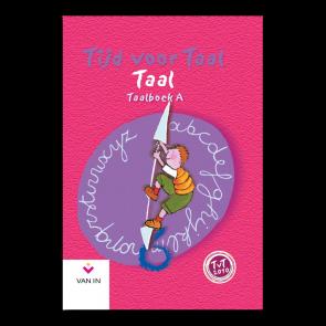 Tijd voor Taal 2010 - Taal 6 - taalboek A