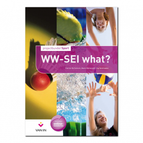 WW-SEI what? project Sport Leerwerkboek
