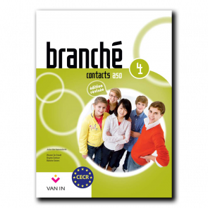 Branché 4 ASO - Edition Révisée Contacts - leerboek