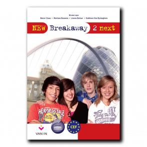NEW Breakaway 2 next - Student's book