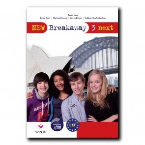 NEW Breakaway 3 next - Student's book