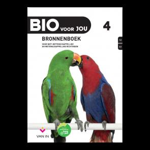 BIO voor JOU 4 - leerplan 2012 Bronnenboek
