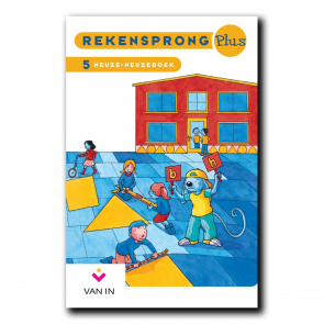 Rekensprong Plus 5 - neuze-neuzeboek
