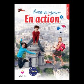 Eventail Junior En action 6 - Livre de l'élève