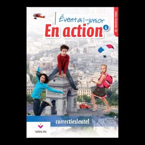 Eventail Junior En action 6 - Cahier-Clé