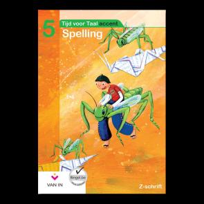 TvT accent - Spelling 5 - zorgschrift