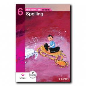 TvT accent - Spelling 6 - zorgschrift