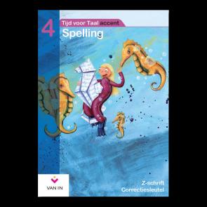 TvT accent - Spelling 4 - zorgschrift correctiesleutel