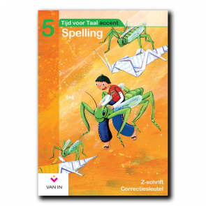 TvT accent - Spelling 5 - zorgschrift correctiesleutel