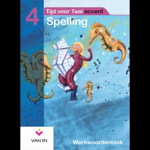 TvT accent - Spelling 4 - werkwoordenblok