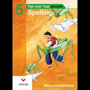 TvT accent - Spelling 5 - werkwoordenblok
