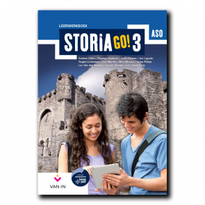 STORIA GO! 3 aso Leerwerkboek (incl. tijdlijn)