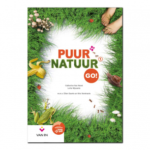 Puur Natuur GO! 1 Leerwerkboek
