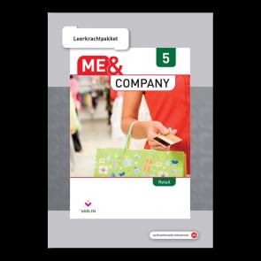 ME & Company 5 Retail - basis Leerkrachtpakket