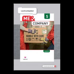 ME & Company 5 - keuzemodules Logistiek  - Leerkrachtpakket