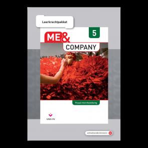 ME & Company 5 - keuzemodules Visual Merchandising - Leerkrachtpakket