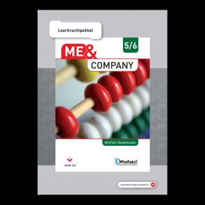 ME & Company WinFakt! 5/6 Boekhouden Leerkrachtpakket