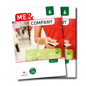 ME & Company 6 Retail Leerlingpakket