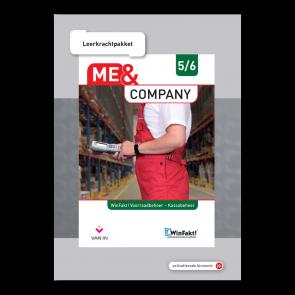 ME & Company WinFakt! 5/6 Voorraad-/kassabeheer Leerkrachtpakket