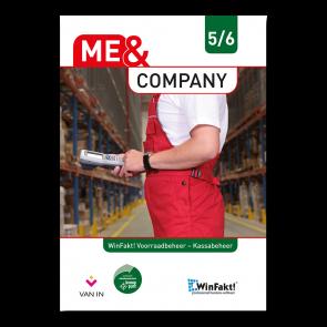 ME & Company WinFakt! 5/6 Voorraad-/kassabeheer Leerlingpakket