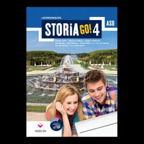 STORIA GO! 4 aso Leerwerkboek (incl. tijdlijn)
