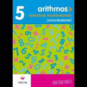 Arithmos hoofdrekenen 5 herwerkt - sleutel