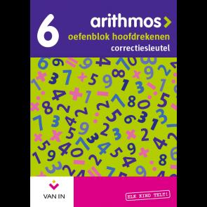 Arithmos hoofdrekenen 6 herwerkt - sleutel