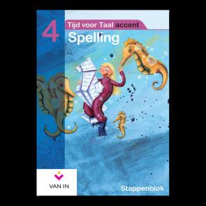 TvT accent - Spelling 4 - stappenblok