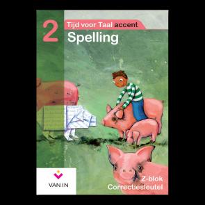 TvT accent - Spelling 2 - zorgblok correctiesleutel