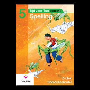 TvT accent - Spelling 5 - zorgblok correctiesleutel