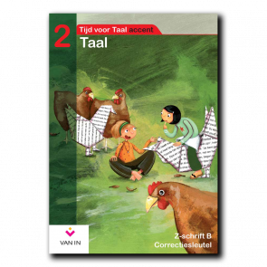 TvT accent - Taal 2 - zorgschrift b correctiesleutel