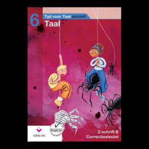 TvT accent - Taal 6 - zorgschrift b correctiesleutel