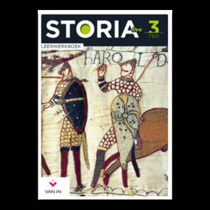 STORIA live 3 tso Leerwerkboek (incl. tijdlijn)