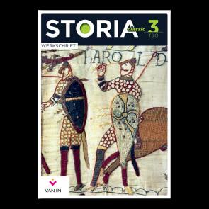 Storia CLASSIC 3 TSO - werkschrift
