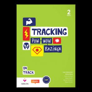 Tracking Pow Wow Bazinga (graad 2)