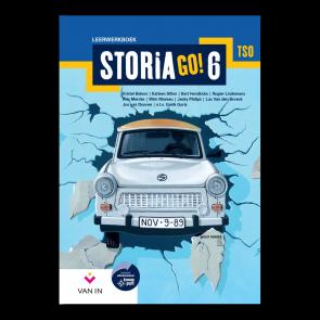 STORIA GO! 6 tso Leerwerkboek (incl. tijdlijn)