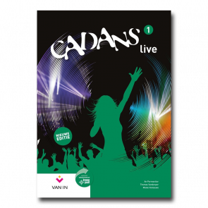 Cadans Live 1 Handleiding