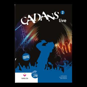 Cadans Live 2 Handleiding
