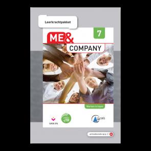 ME & Company 7 Werken in team - Leerkrachtpakket