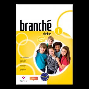 Branché 1 - Edition Révisée Ateliers - werkschrift