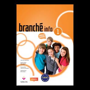 Branché 1 Info - Edition Révisée Ateliers Info - leerwerkschrift