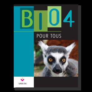 Bio 4 - pour tous - manuel