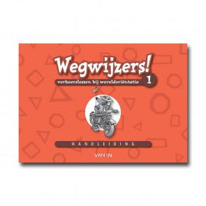 Wegwijzers! 1 - handleiding (incl.verkeers-cd-rom) - Pack
