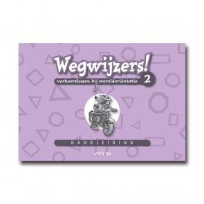 Wegwijzers! 2 - handleiding (incl.verkeers-CD-rom) - Pack