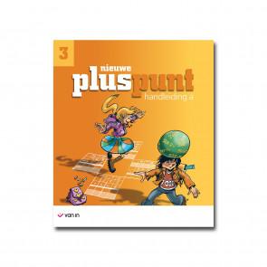 Nieuwe Pluspunt 3 - handleiding A - Pack